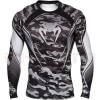 Venum Camo Hero Compression T Shirt  White Black