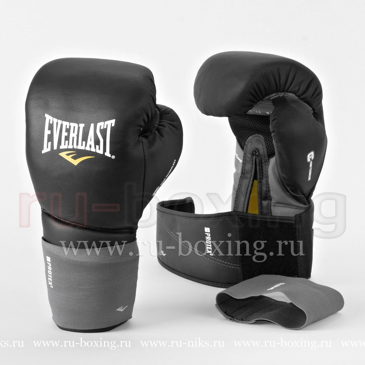 Перчатки EVERLAST Protex2 Leather